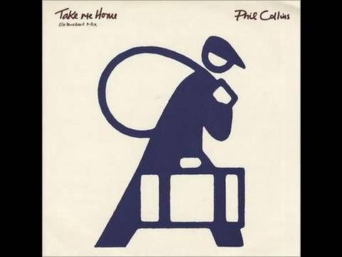 Phil Collins - Take Me Home. Ah, 80's music. I was a toddler in the late 80's but the music, to me, is timeless and is the soundtrack of my life today (along with 90's music).
