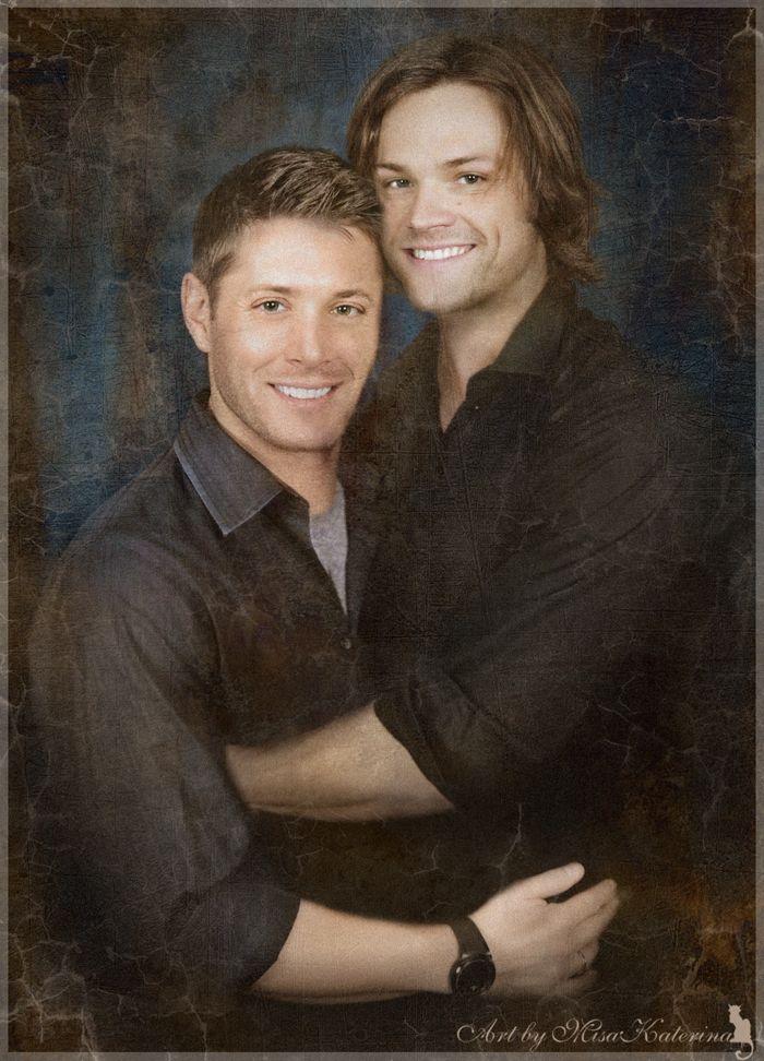 Jensen And Jared by MisaKaterina on deviantART