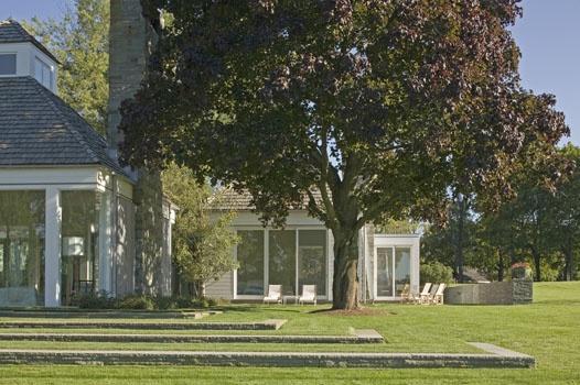 Summer residence residential garden hoerr schaudt for Hoerr schaudt landscape architects