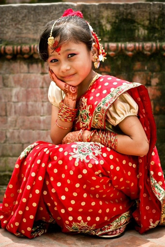 19 best images about nepali wedding on pinterest for Wedding dress nepali culture