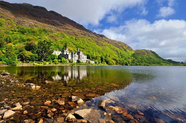 Kylemore Abbey: Connemara, Irlanda - Idee di viaggio - Zingarate.com