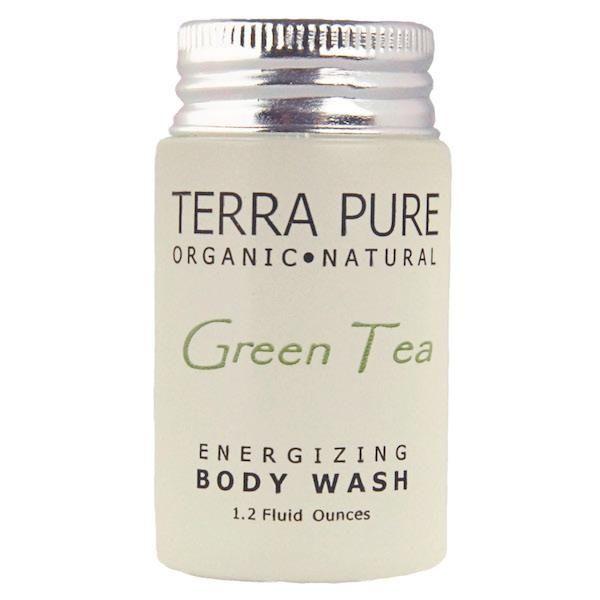 Terra Pure Green Tea Energizing Body Wash