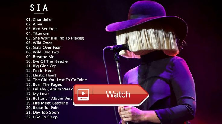 Sia Greatest Hits New Album Sia Best Songs Playlist Music Cover  Sia Greatest Hits New Album Sia Best Songs Playlist Music Cover