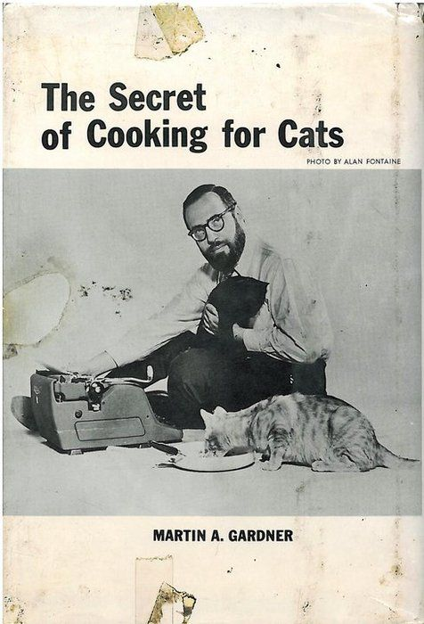 When I first read this I thought it said 'cooking cats'