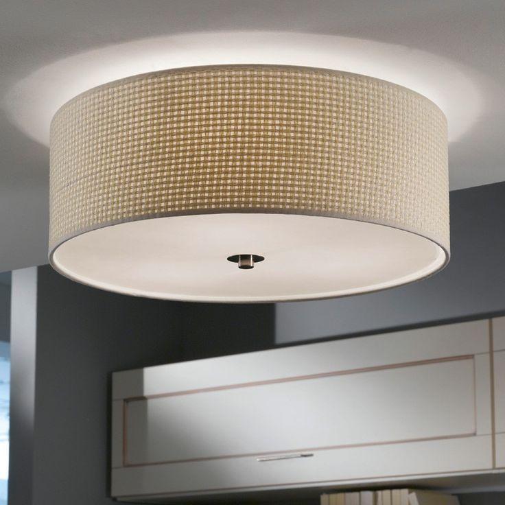 lighting for lounge ceiling. eglo kalunga 3 light flush ceiling lighting for lounge d