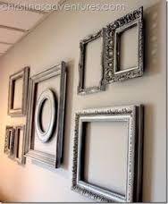 best 25 empty frames decor ideas on pinterest picture frame art picture frames for sale and. Black Bedroom Furniture Sets. Home Design Ideas