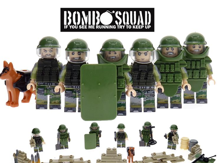 73 best Military custom minifigures images on Pinterest | Military ...