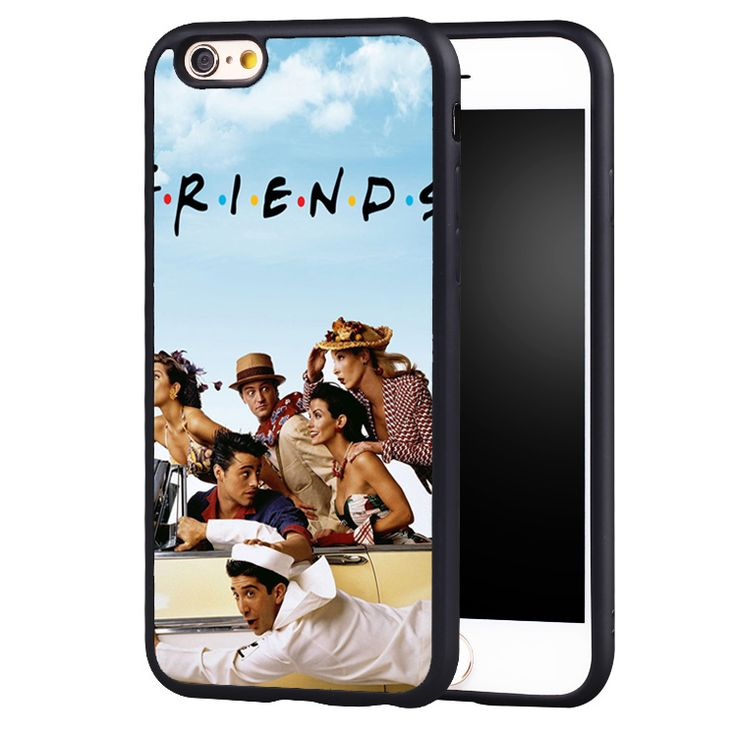 """Friends"" Cast Case for iPhone //Price: $16.99 & FREE Shipping //     #phonecases"