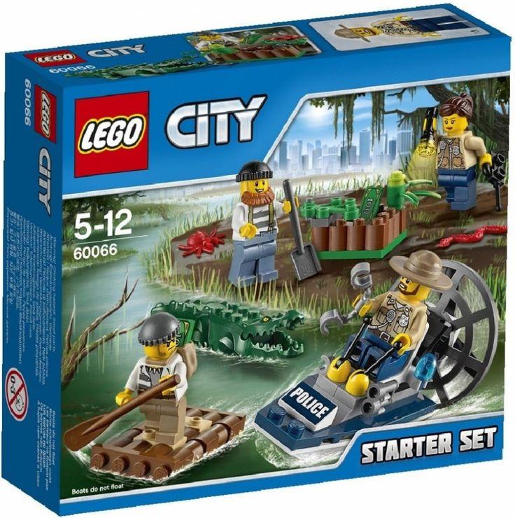 Lego City 60066 Speciální policie startovací sada - 0