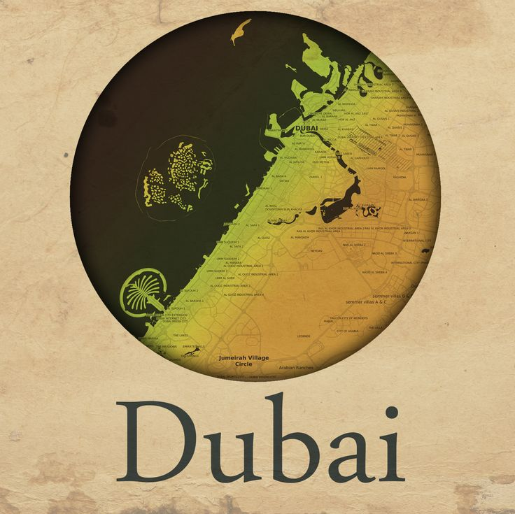 Cities edition - Dubai