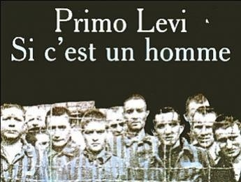 Primo Levi.  We must never forgot about this evil genocide - committed on an industrial scale beyond the sickest imagination.  That we have neo Nazis wandering our precious planet is frightening and beyond tragic.  Will the darkness in men's hearts be the end of us all one day?  We must fight racism and religious fanaticism tooth and nail, otherwise one day the buttons will be pressed and it will be too late then to realise that we are all brothers and sisters.