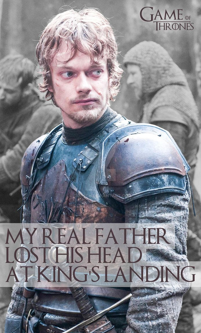 Theon Greyjoy by Tillsch on DeviantArt