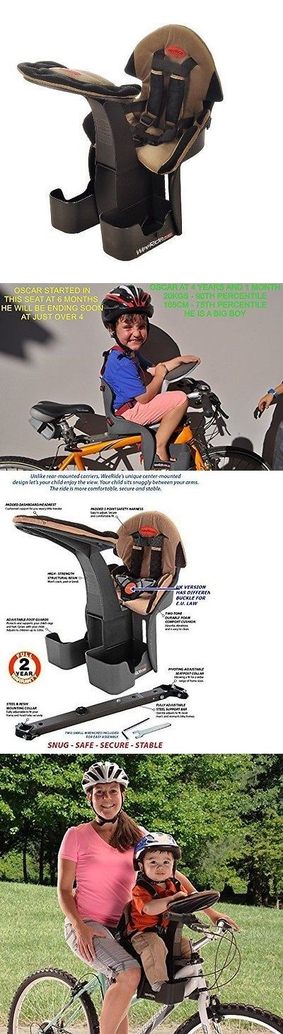 Child Seats 56808: Weeride Ltd Kangaroo Child Bike Seat New BUY IT NOW ONLY: $65.15