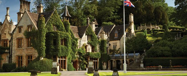 The Manor House Hotel, Castle Combe