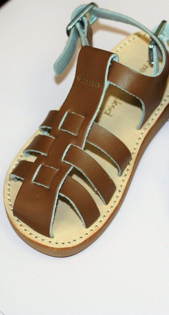 4a3db52e8 Freshly Picked Brown Sandal