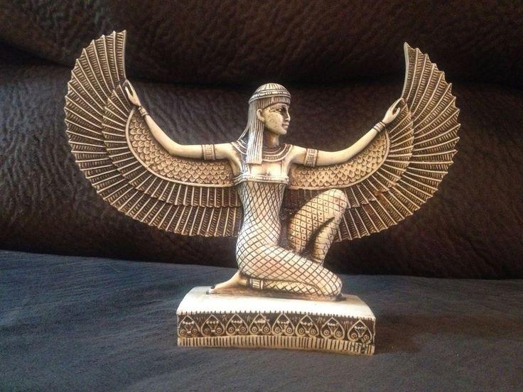 egyptian winged goddess - photo #16