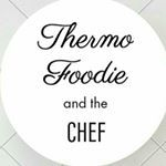ThermoFoodie&TheChef blueberry cheesecake bliss balls
