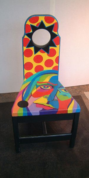cool painted furniture. live a colorful life cool painted furniture m