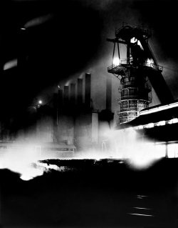 """Sloss Furnace has been featured on many television shows such as""""Scariest Places on Earth"""" and """"Ghost Adventures."""" It has also been the topic...: Adventures Crew, Ghost Adventures, Ghosts, Sloss Furnaces, As Scariest Places, Creepy Places, Eerie Places Spaces, Black, Furnaces Circa"""
