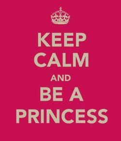 Yield to the princess