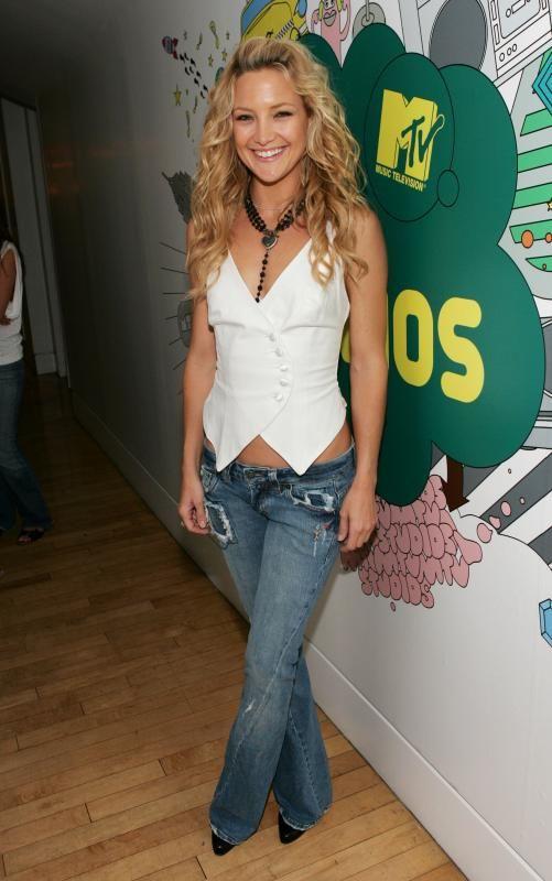 Kate Hudson Photos: MTV TRL With Kate Hudson, Beyonce, Owen Wilson, Shawn…