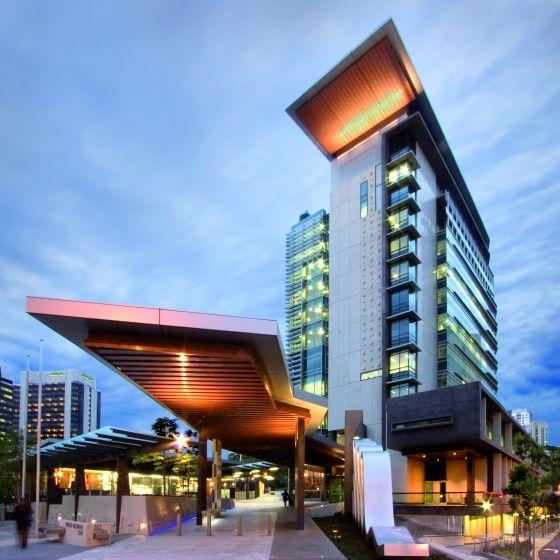 [Brisbane Magistrates Court -  Brisbane, QLD Australia]