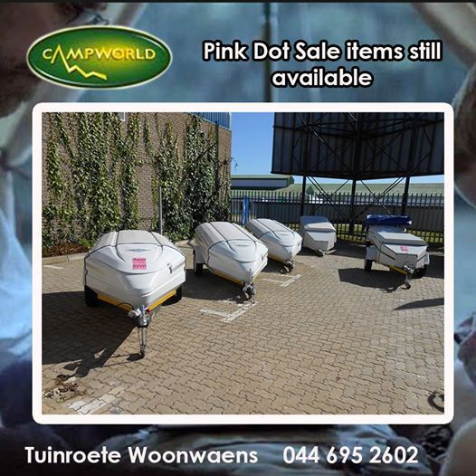 Travel light with a trailer from Tuinroete Woonwaens Campworld MB. We have a wide selection of trailers to make your weekend getaway a simple as possible. Visit our showroom for more details. #getaway #lifestyle #camping