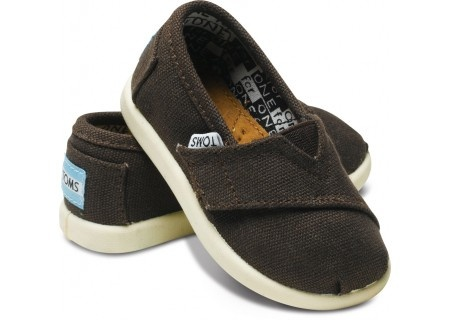 Canvas Tiny TOMS