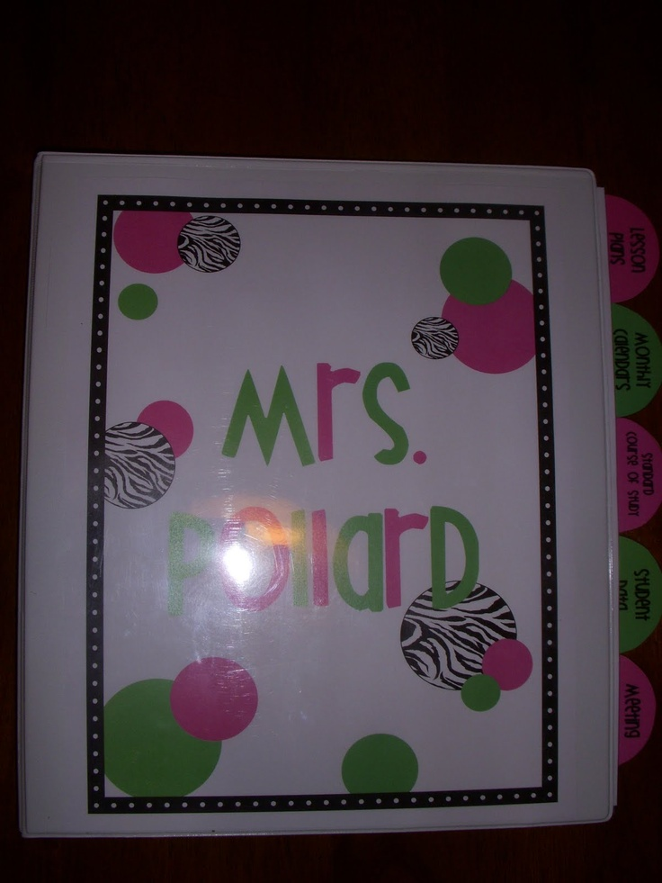 Classroom Notebook Ideas ~ Best images about teachers notebook on pinterest