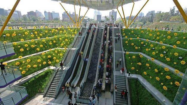 Estación de Central Park - Kaohsiung, Taiwan