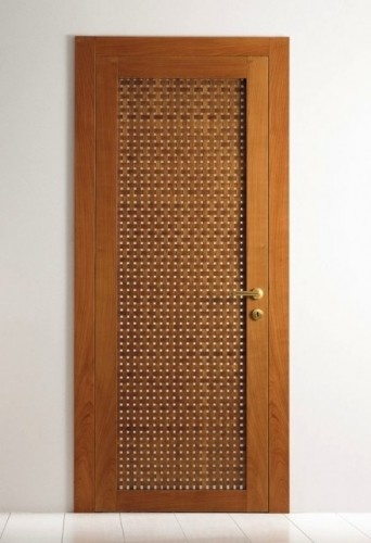 Pin By Naveed Ahmad Qureshi On Doors: I Don't Think I've Ever Seen Lattice Done In Such A Modern