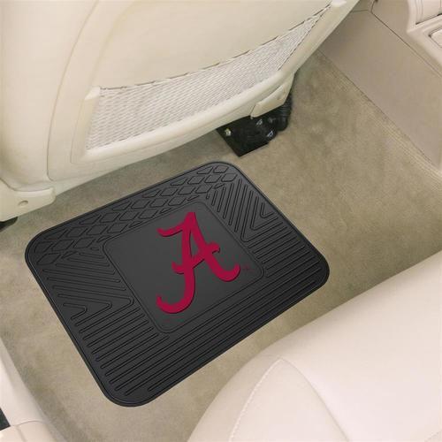 Alabama Crimson Tide Bama One Car Auto Rear Rubber Floor Mat Car Mats Cowboys Car Rear Seat