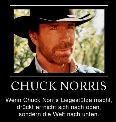 Lustiges: Die besten Chuck Norris Witze