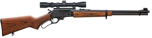FAMILY:336 Series MODEL:336W-W/S TYPE:Rifle ACTION:Lever Action FINISH:Blue STOCK/FRAME:Birch Wood STOCK/GRIPS:Hard