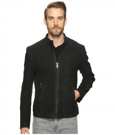 BOSS Orange - Jonate 10196107 01 (Black) Men's Coat