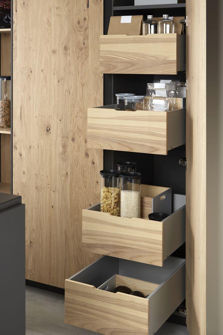 M s de 25 ideas incre bles sobre armario de despensa en - Mueble despensa cocina ...