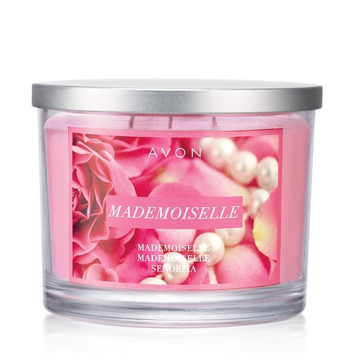 11 best Avon Scented Candles images on Pinterest