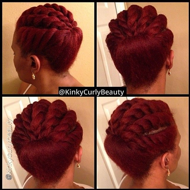 206 Best Images About Hairstyle On Pinterest: 206 Best Images About Transitioning Hair On Pinterest