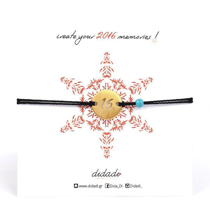 """Wish it on """"2016"""" Bracelet"""