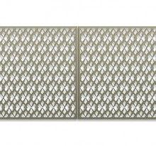 Pattern Library | Bok Modern C7 railing, fences gates, metal panels bokmodern…