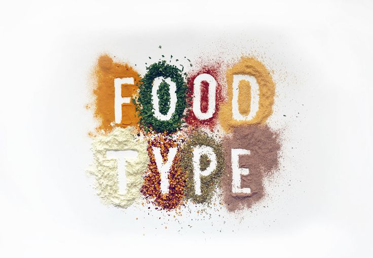Food Typography (02)