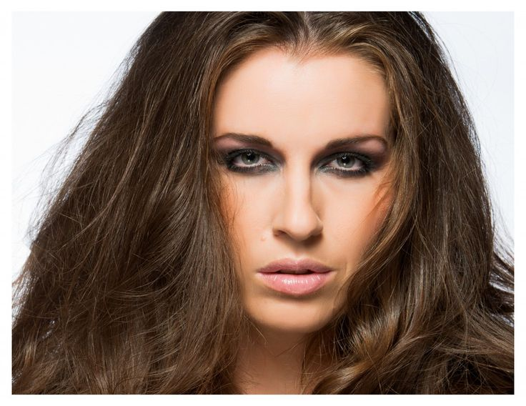 Makeup course aug 27, 2013. Learn how to make smokey eyes. Read more http://beautybybruun.dk/b/?p=4304