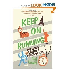 I started running three weeks ago in preparation for a 10k race in July, so picked up this book on a whim last weekend. It's a pretty good read but I was a little disappointed to finished reading it and NOT be inspired to take on the challenge of a marathon one day. Expected it to leave me pumped up for running, actually demotivated me a little, which was odd. Guess we all have different motivations for running etc.