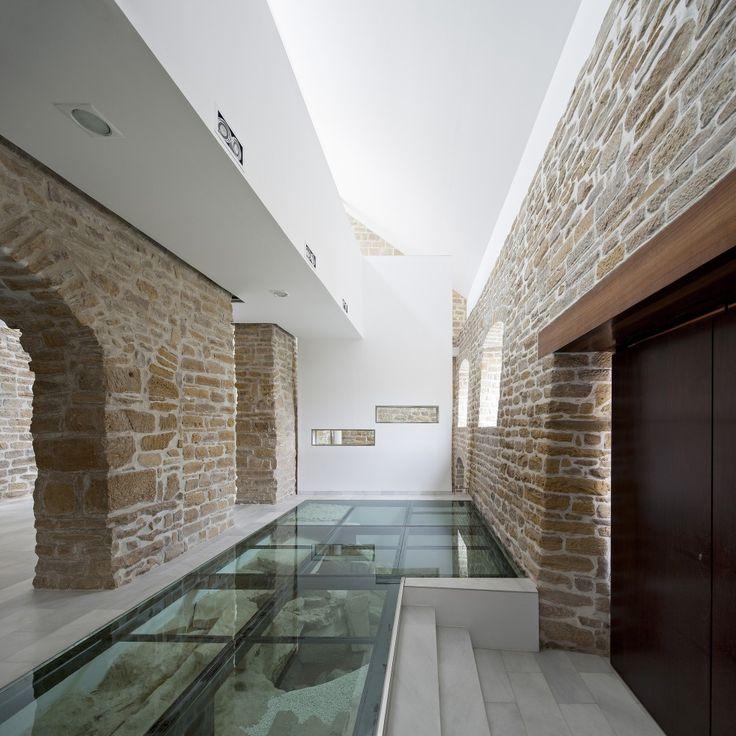 #architecture : Rehabilitation Ancient Royal Butcher XVI Century in Porcuna / Pablo Manuel Millán Millán