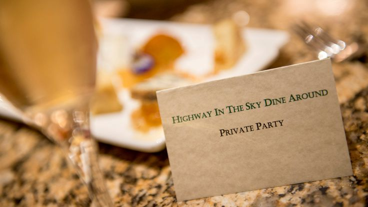 New Highway in the Sky Dine-Around Launches Dec. 2 at Walt Disney World Resort - Progressive dining experience at the Monorail Resorts