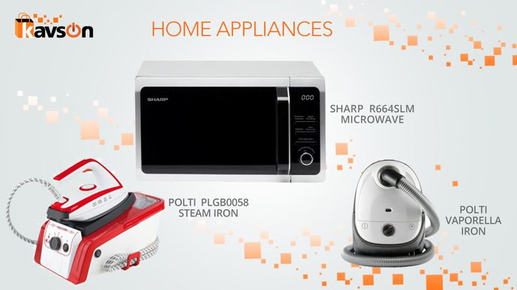 Check out our a wide range of home appliance products available at our online store.