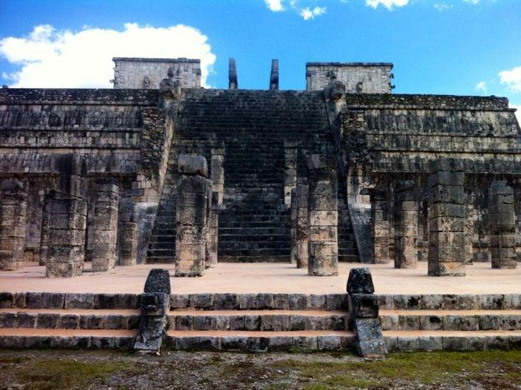 Chichen Itza/Yucatán, México