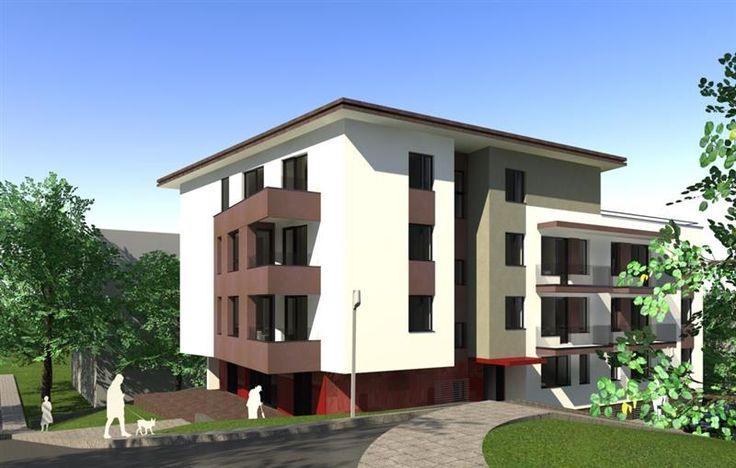 Apartament cu o camera 37 mp in vila zona Borhanci de vanzare