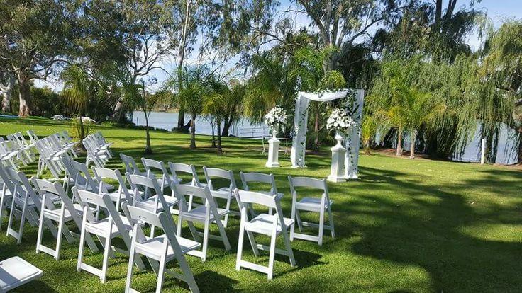 River wedding venue