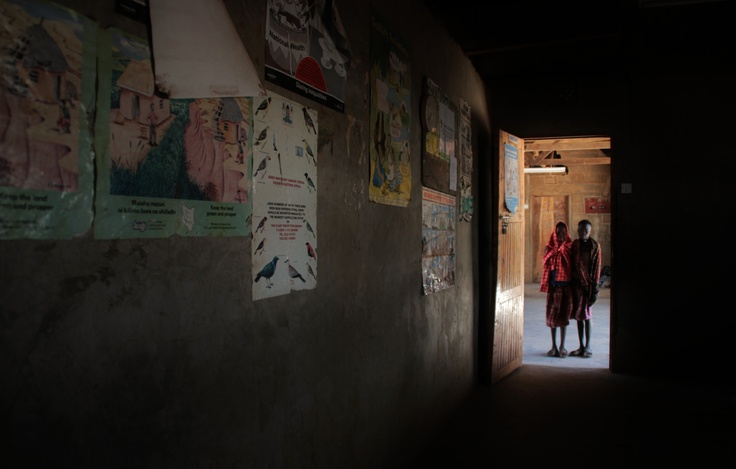 Κάθε μέρα νέα κορίτσια καταφθάνουν στον ξενώνα της ActionAid για όσες επέζησαν της κλειτοριδεκτομής.   Φωτογραφία: Vicky Markolefa/ActionAid